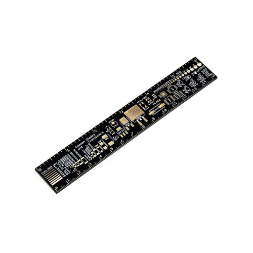 1554 - PCB Ruler v2 - 6 Inch - Adafruit