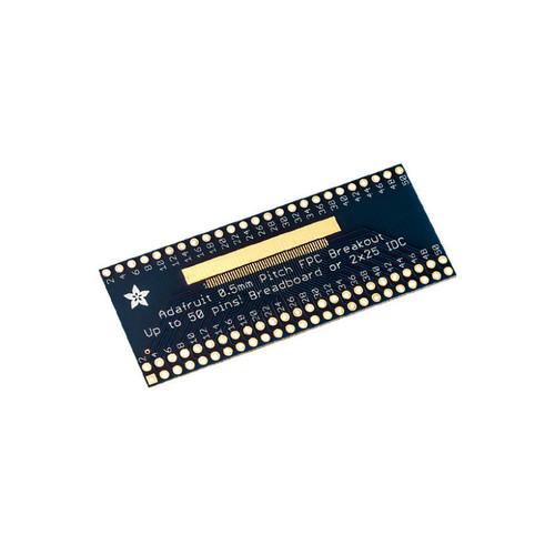 1492 - 50 pin 0.5mm pitch FPC Adapter - Adafruit
