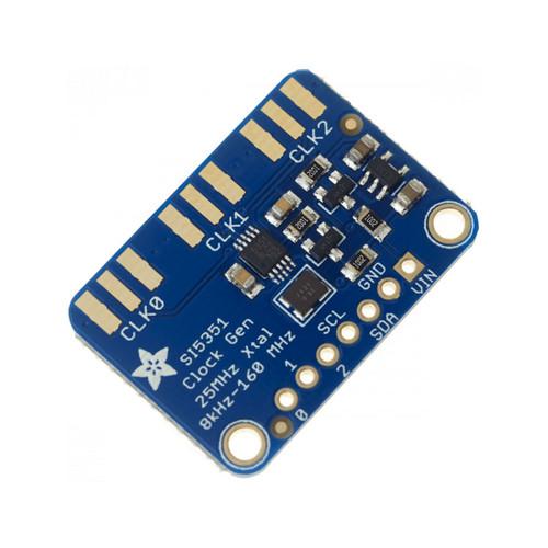 2045 - Si5351A Clock Generator Breakout Board 8~160MHz - Adafruit