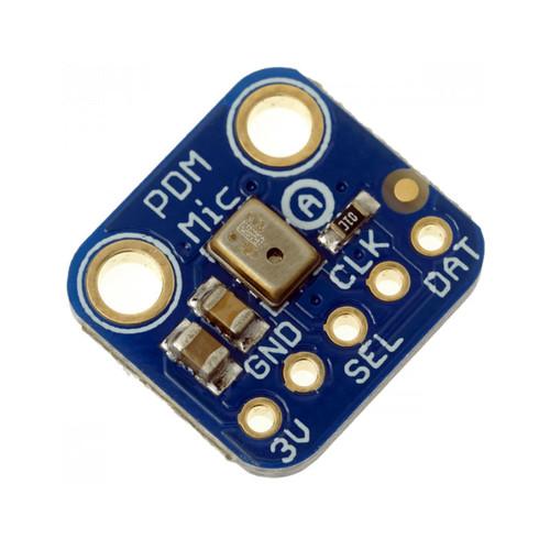 3492 - PDM MEMS Microphone Breakout - Adafruit