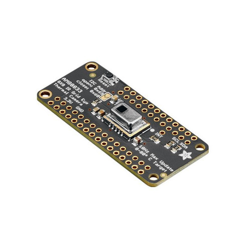 3622 - IR Thermal Camera FeatherWing Panasonic AMG8833 8x8 GridEYE sensor - Adafruit