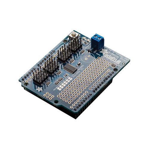 1411 - 16-Channel 12-bit PWM/Servo Shield - I2C interface - Adafruit