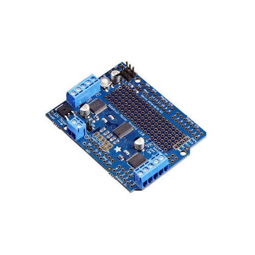 1438 - Motor/Stepper/Servo Shield for Arduino v2 Kit - v2.3 - Adafruit