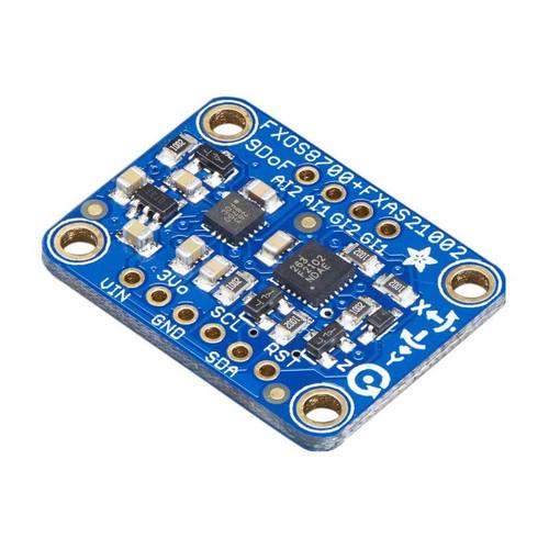 3463 - Precision NXP 9-DOF Breakout Board - FXOS8700 n FXAS21002 - Adafruit