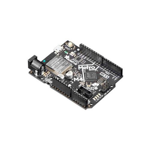 4000 - Metro M4 Express AirLift WiFi Lite ATSAMD51 Cortex M4 SPI/UART/I2C - Adafruit