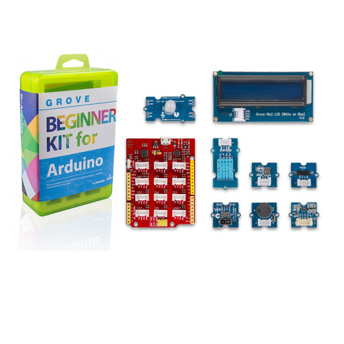 110020171 - Grove Beginner Kit for Arduino - Seeed Studio