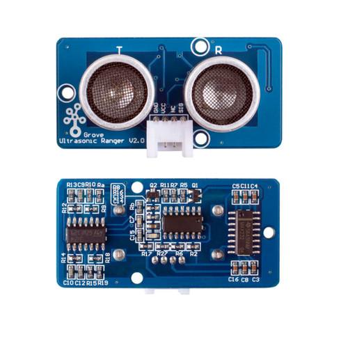 101020743 - Grove - Ultrasonic Ranger Distance Sensor (GD) - Seeed Studio