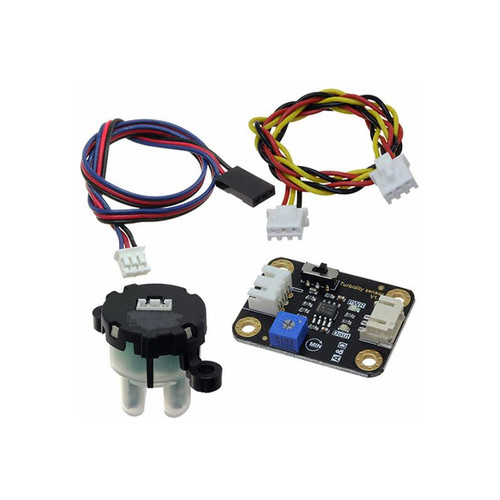 SEN0189 - Gravity: Analog Turbidity Sensor For Arduino - DFRobot