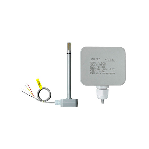AF1020 - 15-36V -40~80C Temperature Humidity Sensor Pipeline Package - Aosong ASAIR