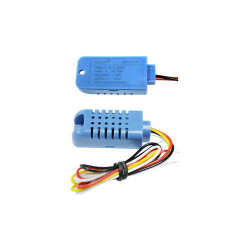 AM1011A - 5.25V -40~80C Temperature Humidity Sensor with Communication Line - Aosong ASAIR