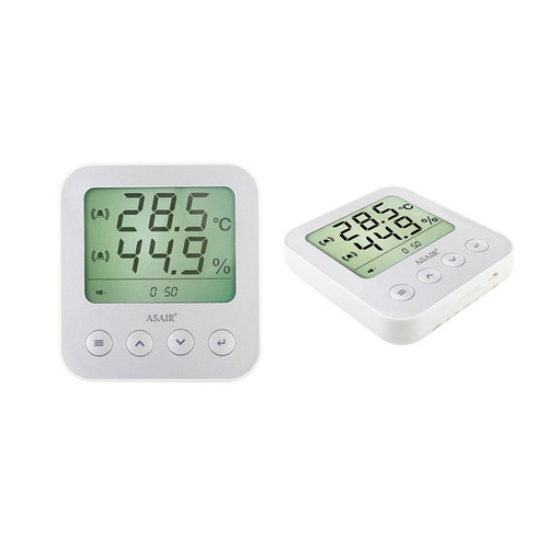 AW3020A - 36V -20~60C Temperature Humidity Sensor with Communication and Display Current Output - Aosong ASAIR