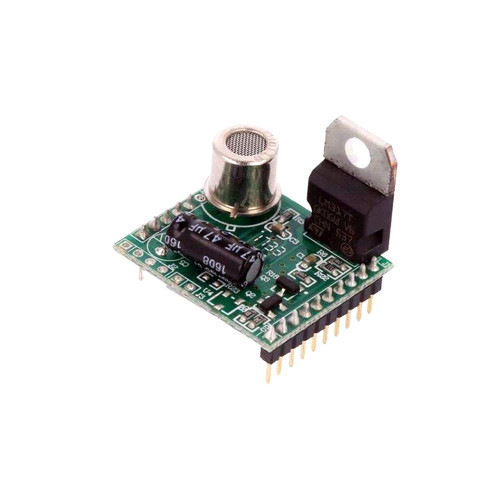 ZP04 - 12V Combustible Natural Gas Sensor Module - Winsen Sensor