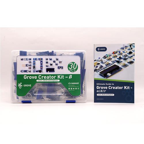 110020229 - Grove Creator Kit - Beta (30 Modules in 1 Box) - Seeed Studio