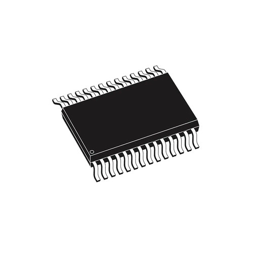 ENC28J60T/SS - 3.3V 10Mbps 10Base-T Stand-Alone Ethernet Controller SPI Interface 28-Pin SSOP - Microchip Technology