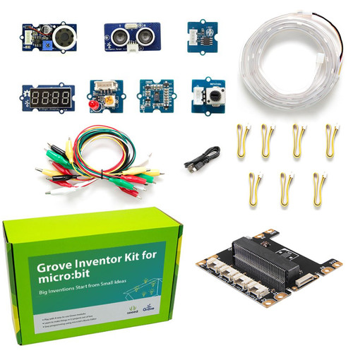 110060762 - Grove Inventor Kit for micro:bit - Seeed Studio