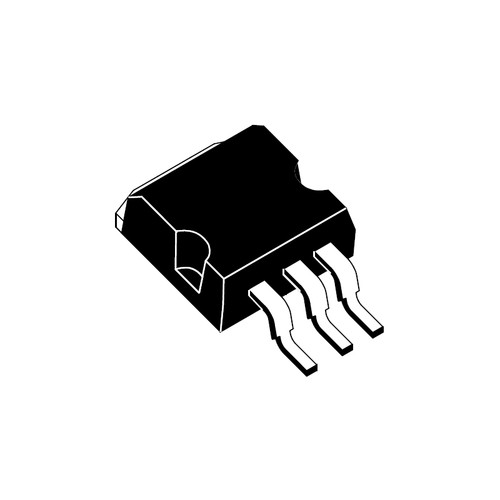 LM1085ISX-3.3 - 3.3V 3A Fixed Output Linear Voltage Regulator 3-Pin TO-263 - Texas Instruments