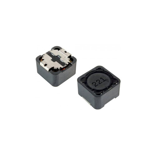 SPRH127-221M - SPRH Series 220uH 20% 12x12x8mm Shielded SMD Power Inductor Surface Mount