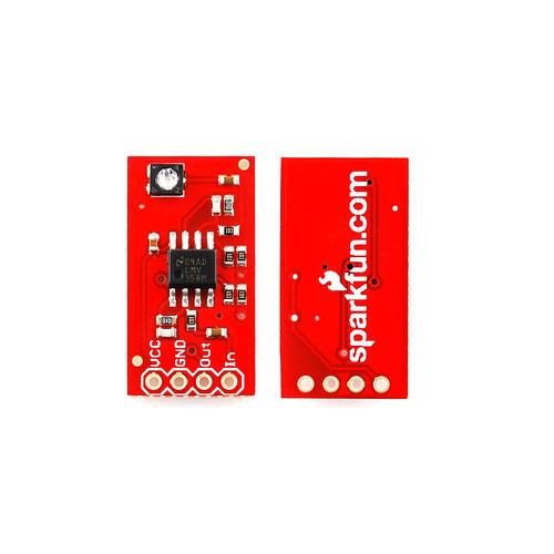 BOB-09816 - LMV358 OpAmp Breakout SparkFun