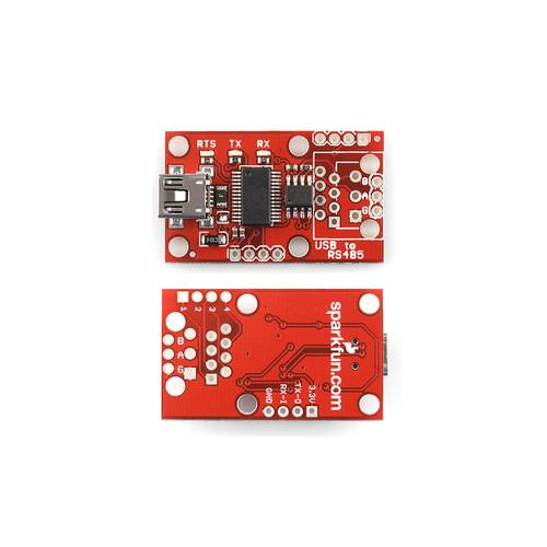 BOB-09822 - USB - RS-485 Converter Board SparkFun