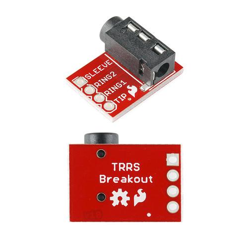 BOB-11570 - TRRS 3.5mm Jack Breakout SparkFun