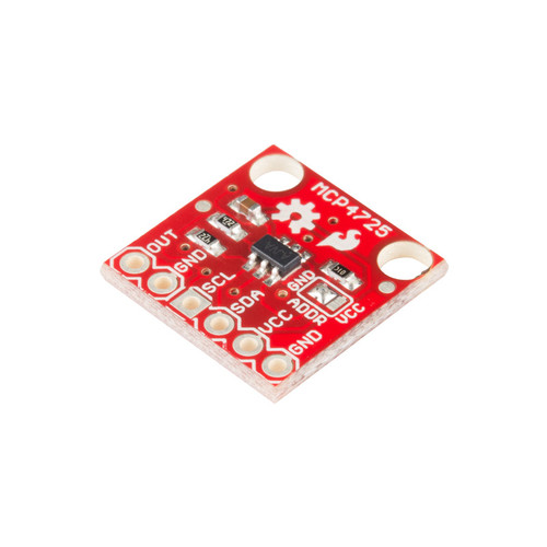 BOB-12918 - MCP4725 I2C DAC Breakout SparkFun