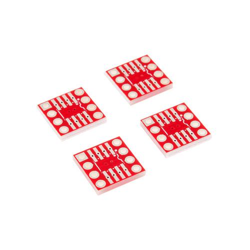 BOB-13655 - SOIC-DIP Adapter Board 8-Pin SparkFun