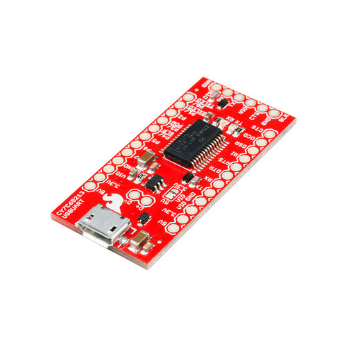 BOB-13830 - CY7C65213 USB UART Serial Breakout SparkFun