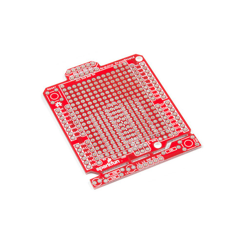 DEV-13819 - Bare PCB Arduino ProtoShield Prototyping Board SparkFun