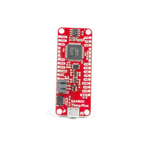 DEV-14713 - SAMD51 Thing Plus 32-bit ARM Cortex-M4F Evaluation Board SparkFun