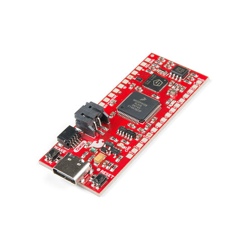 DEV-15799 - RED-V Thing Plus SiFive Freedom E310 RISC-V K22 ARM Cortex-M4 Board SparkFun
