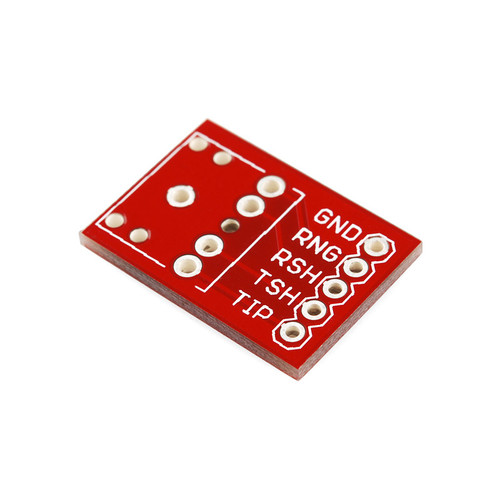 PRT-10588 - 3.5mm Audio Jack Breakout 5-Pin SparkFun
