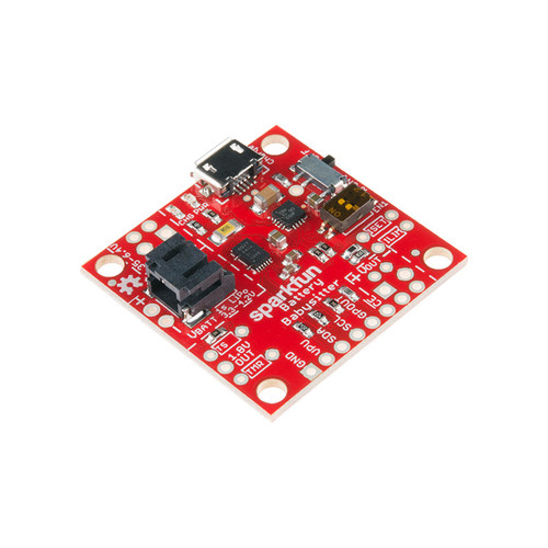 PRT-13777 - LiPo Battery Babysitter I2C Battery Charger Board SparkFun