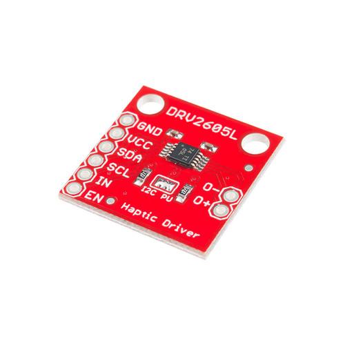 ROB-14538 - DRV2605L Haptic Motor Driver I2C Board SparkFun