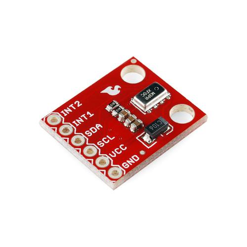 SEN-11084 - MPL3115A2 MEMS Altitude/Pressure Sensor Breakout SparkFun