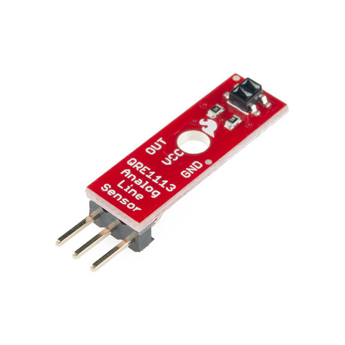 SEN-11769 - RedBot Line Follower Sensor Board SparkFun
