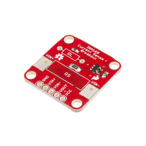 SEN-12040 - 60V INA169 Current Sensor Breakout SparkFun