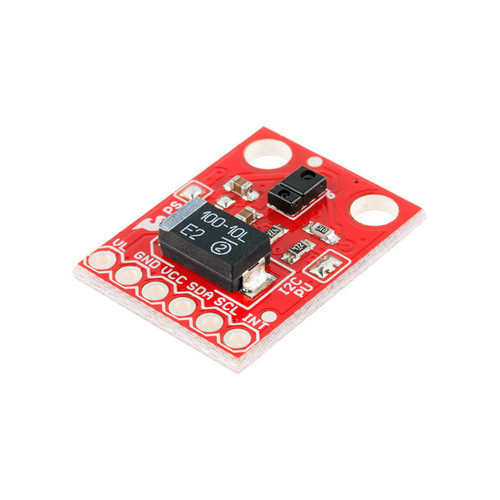 SEN-12787 - APDS-9960 RGB Gesture Ambient Light Sensor Breakout SparkFun