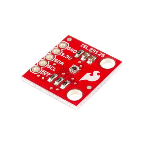 SEN-12829 - ISL29125 RGB Light Sensor Breakout I2C SparkFun