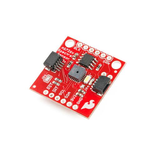 SEN-14351 - AS7263 NIR Spectral Sensor Breakout I2C Qwiic SparkFun