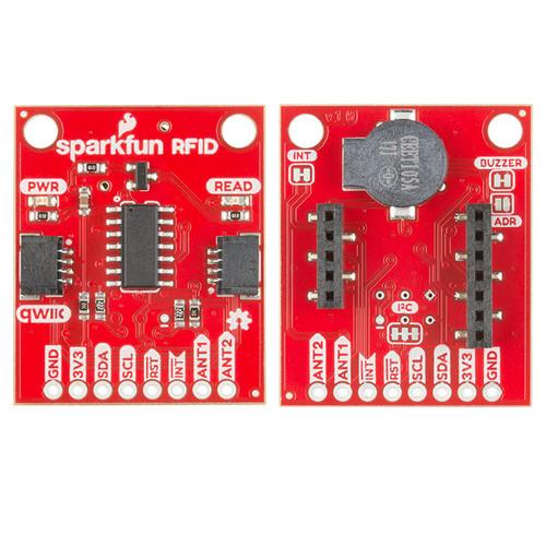 SEN-15191 - RFID Qwiic Reader Board ATtiny84A I2C SparkFun