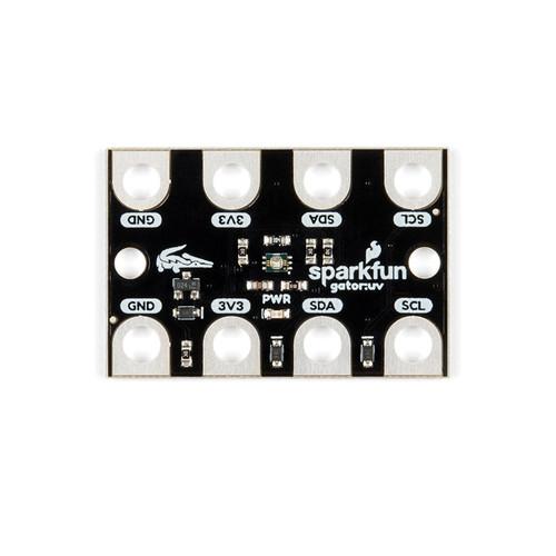 SEN-15273 - VEML6070 gator:UV micro:bit Accessory Board I2C SparkFun