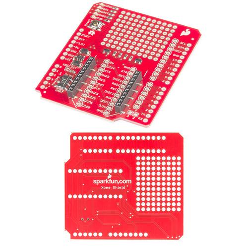 WRL-12847 - XBee Shield for Arduino UART SparkFun