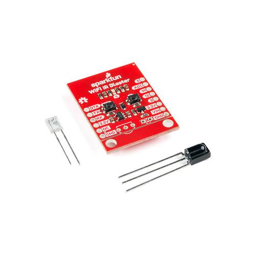 WRL-15031 - WiFi IR Blaster ESP8266 SparkFun