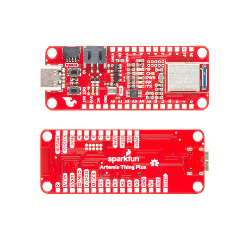 WRL-15574 - Thing Plus Artemis BLE 1MB Flash Board SparkFun