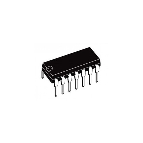 LM324N - 3-32V Quadruple Operational Amplifier 14-Pin PDIP - Texas Instruments