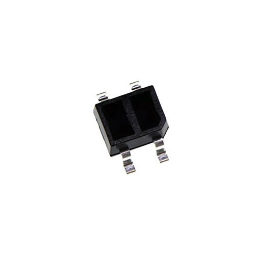 QRE1113GR - 30V 50mA Miniature Reflective Object Sensor 4-Pin SMD Gull Wing - ON Semiconductor