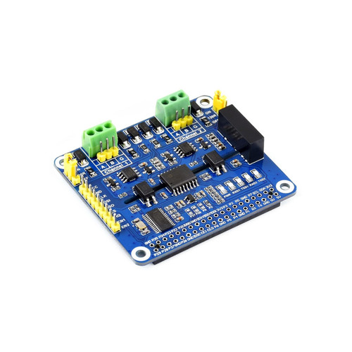 113990774 - 2-Channel Isolated RS485 Expansion HAT for Raspberry Pi - Seeed Studio