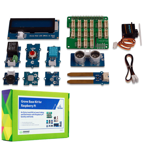 110020169 - Grove Base Kit for Raspberry Pi - Seeed Studio