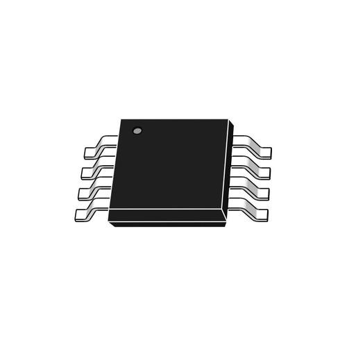 DAC8551IDGKT - 16-Bit Ultralow Glitch Voltage Output Digital to Analog Converter 8-Pin VSSOP - Texas Instruments
