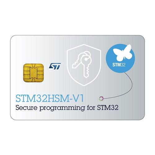 STM32HSM-V1AE - SAM STM32 Hardware Security Module HSM Secure Firmware V1.1 Programmer - STMicroelectronics